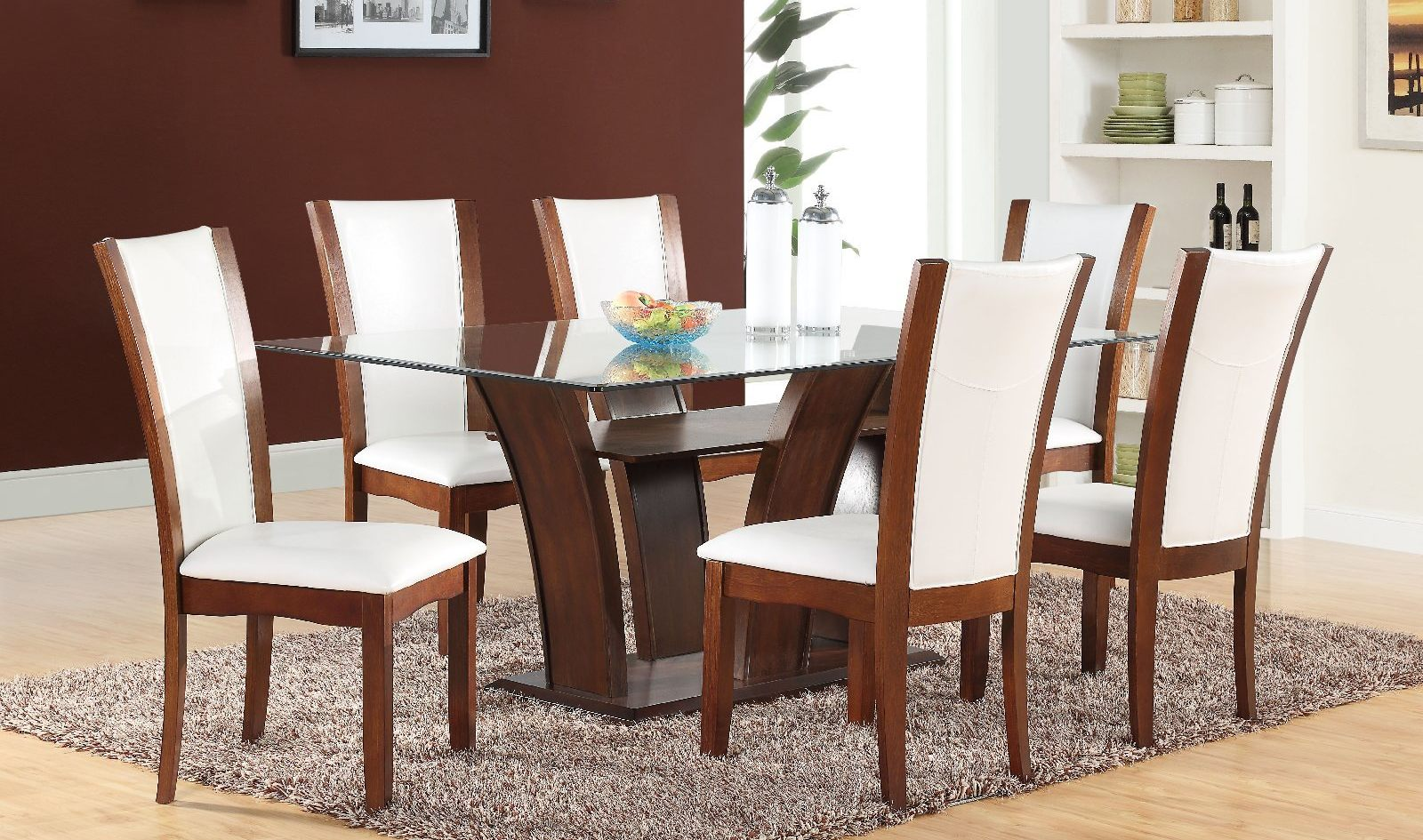 Latest designs at best prices of dining tables and chairs