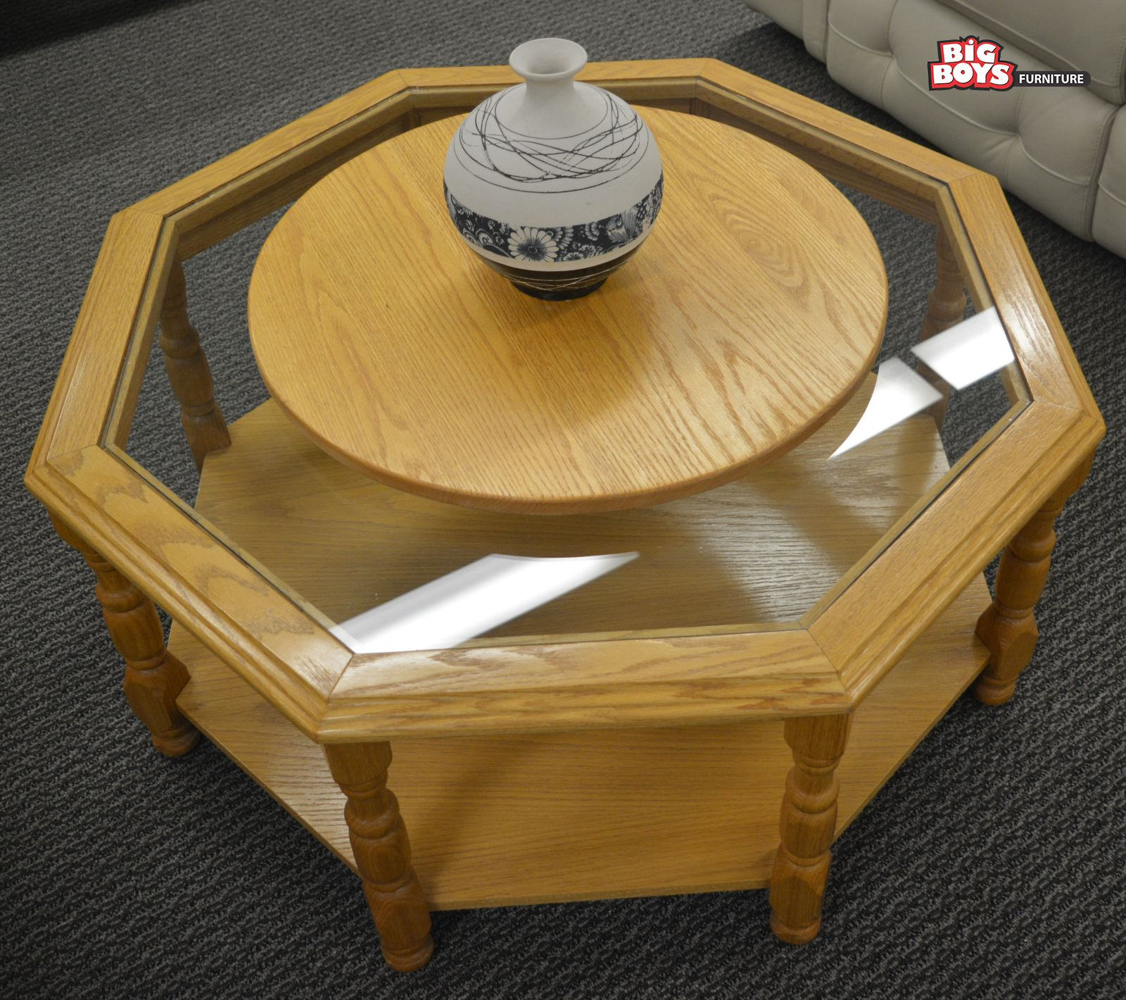 Different styles and shapes in Center table available at Big Boys Furniture Delta/Surrey