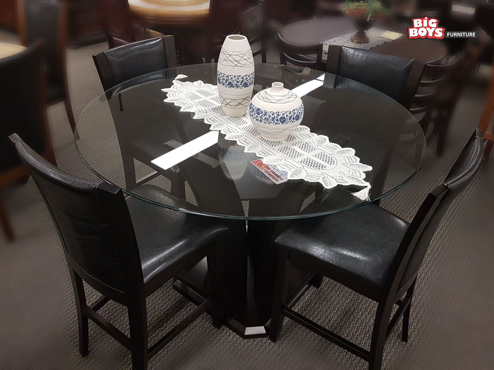 Best designs of Dining Tables available at Big Boys Furniture