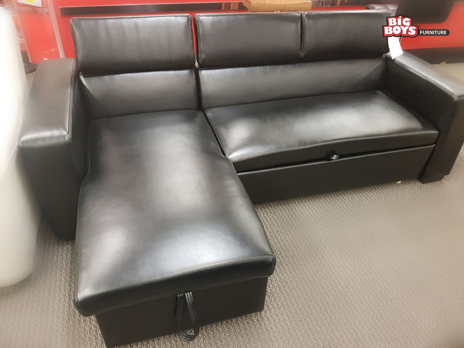 Best designs in Sectionals at Big Boys Furniture