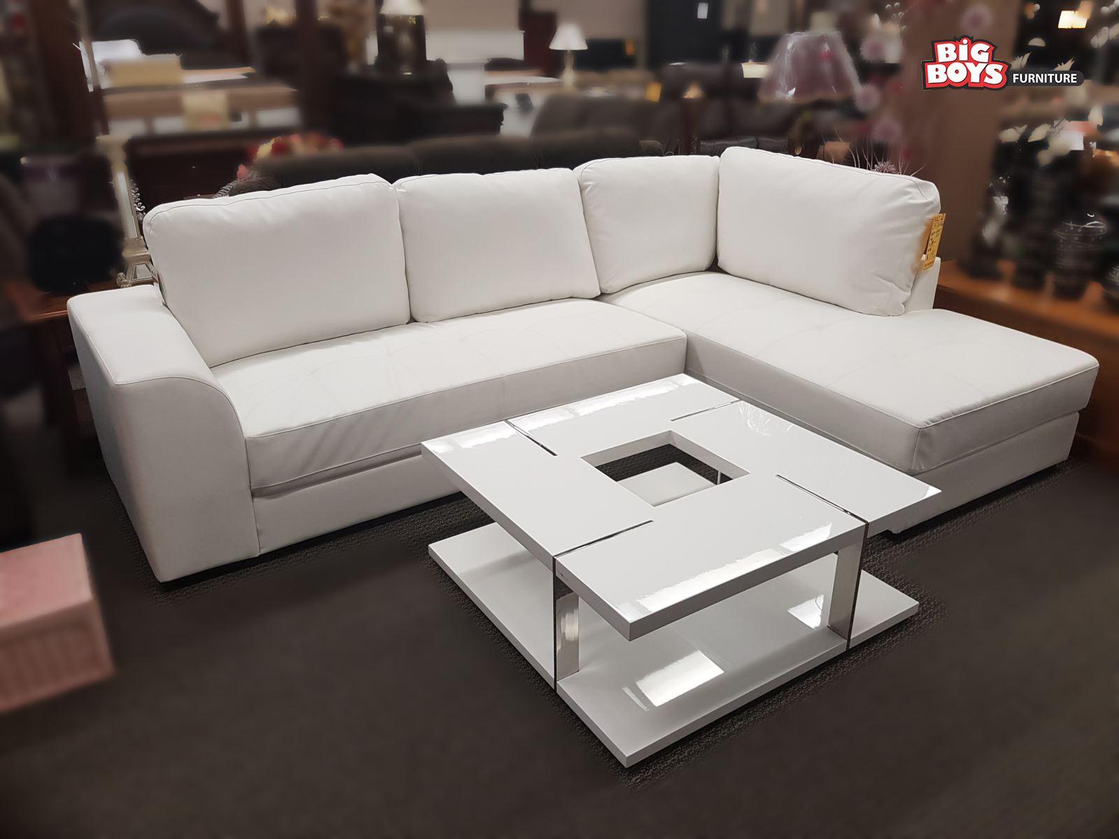 Big Boys Furniture is the biggest showroom in the region