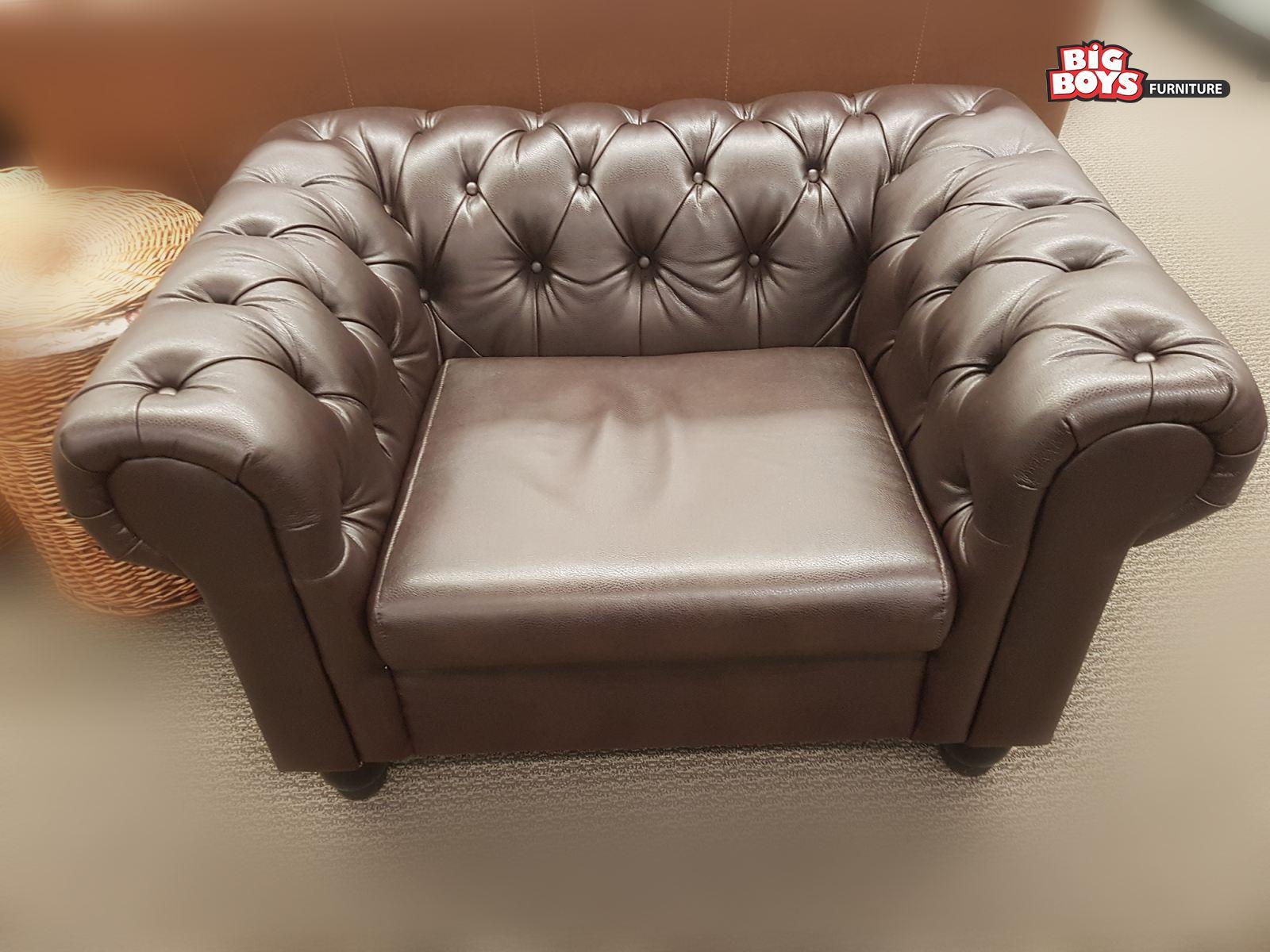 Elegant Sofas at Big Boys furniture