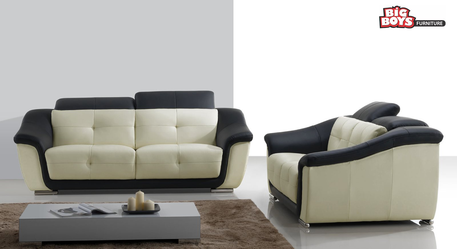 This sofa set make your living room extremely beautiful