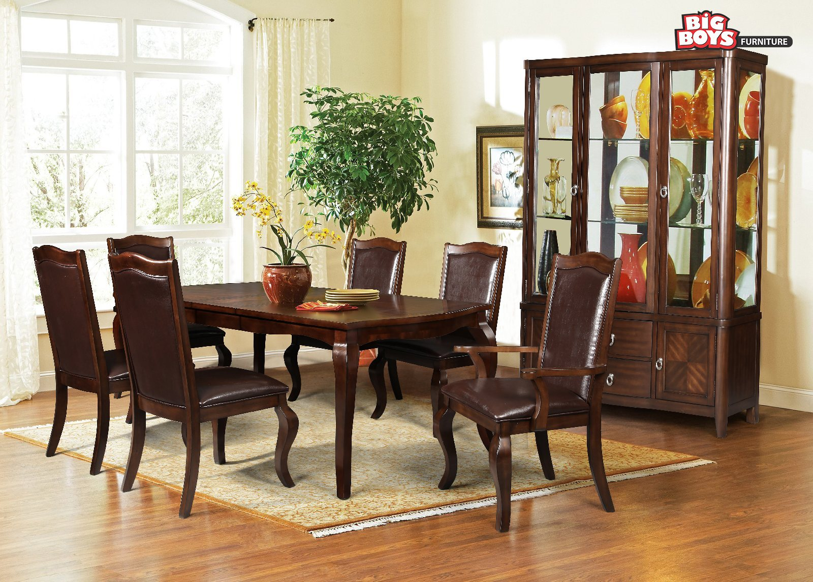 Nice dining set make your house perfect look