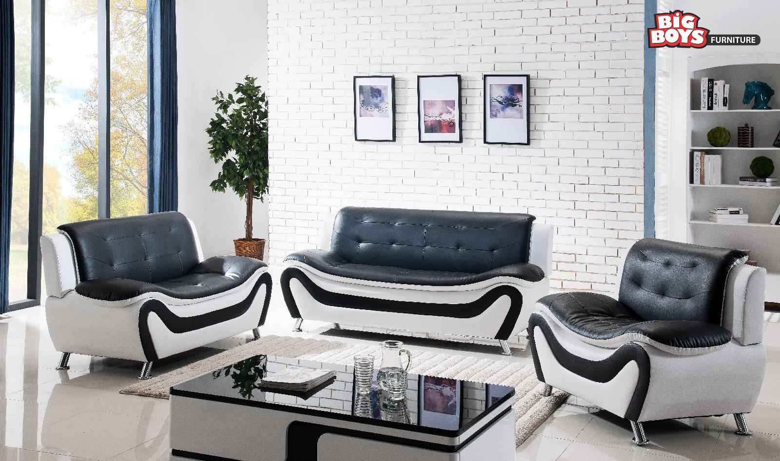 Designer sofa sets at best prices available;e at Big Boys Furniture Delta/Surrey