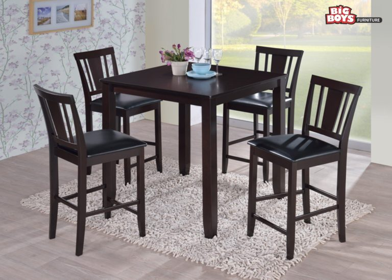 Black Chairs and Tables- Big-Boys-Furniture