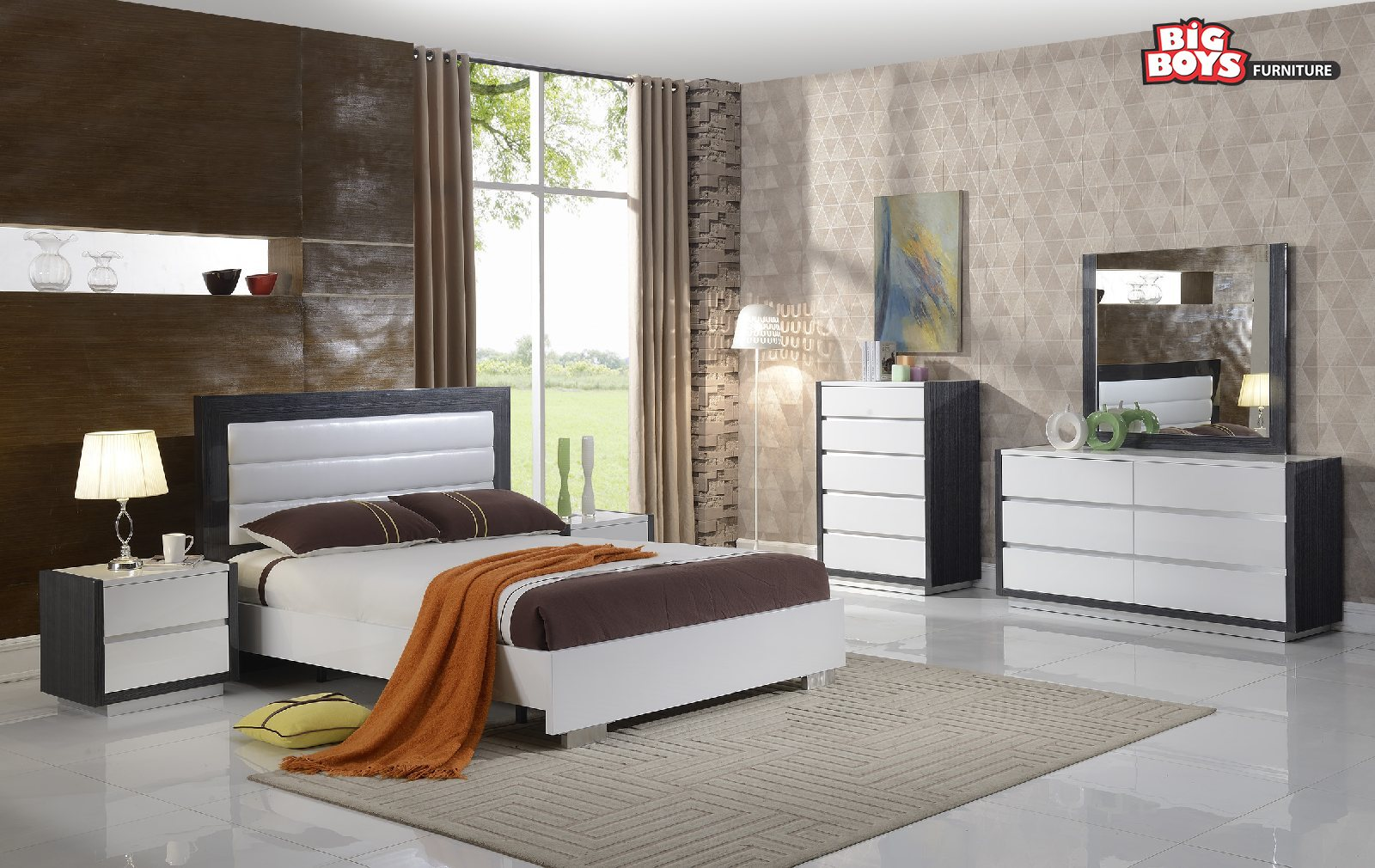 New Bedroom Suites Collection
