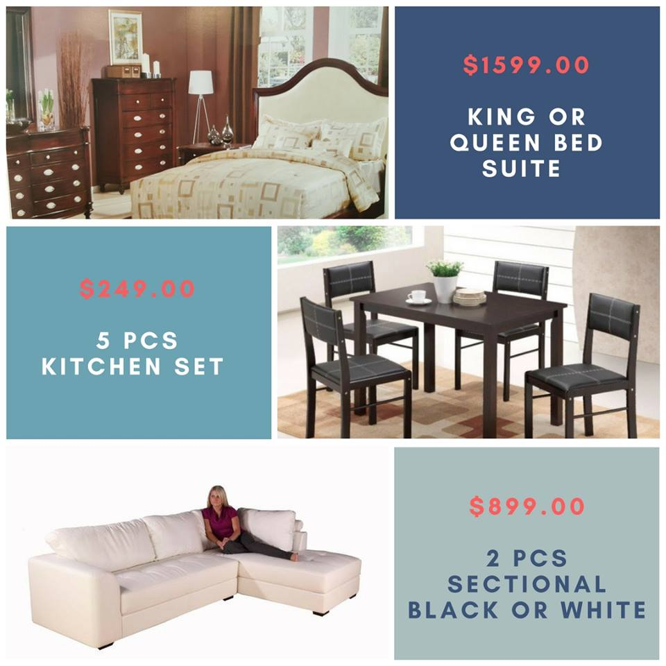 Get King or Queen Bed Suite in just $1599.00