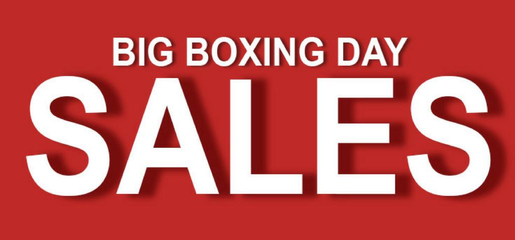 Big Boxing Day Sales- Big Boys Furniture