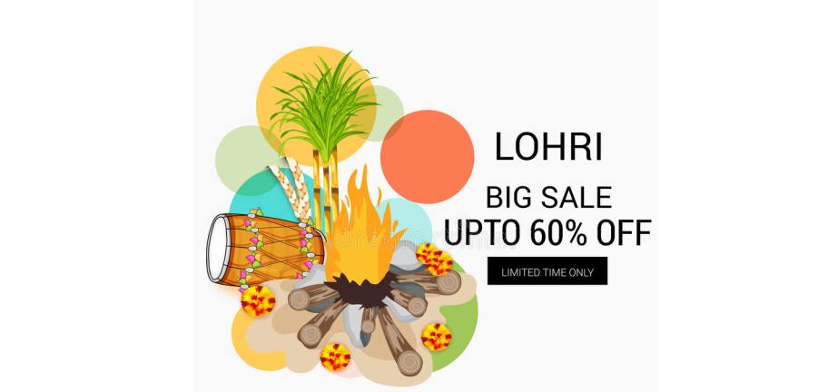 Lohri Festival Sales Event at Big Boys Furniture