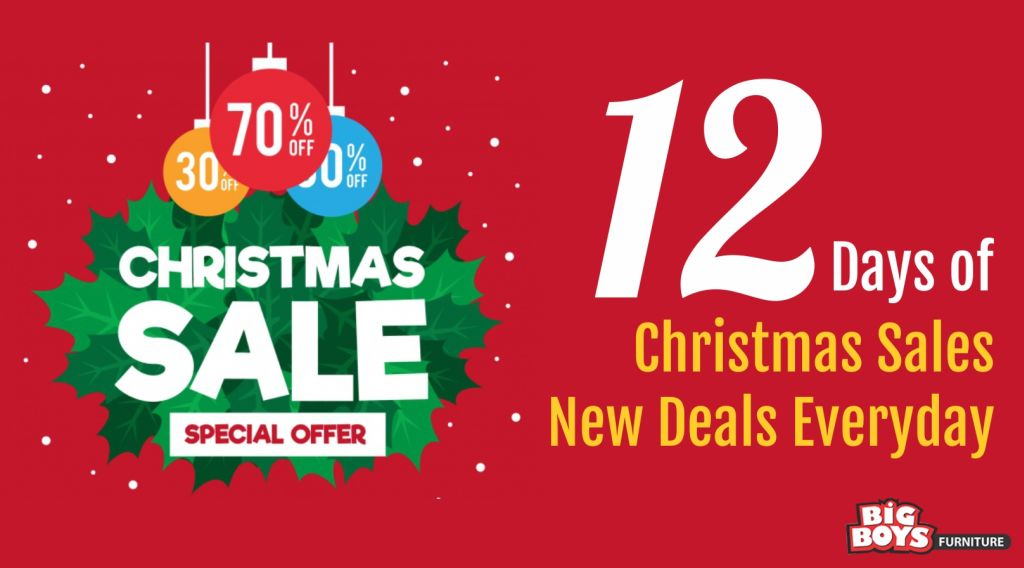 Sale Extended up to 01 Jan 2019 – 12+ Days of Christmas Sales
