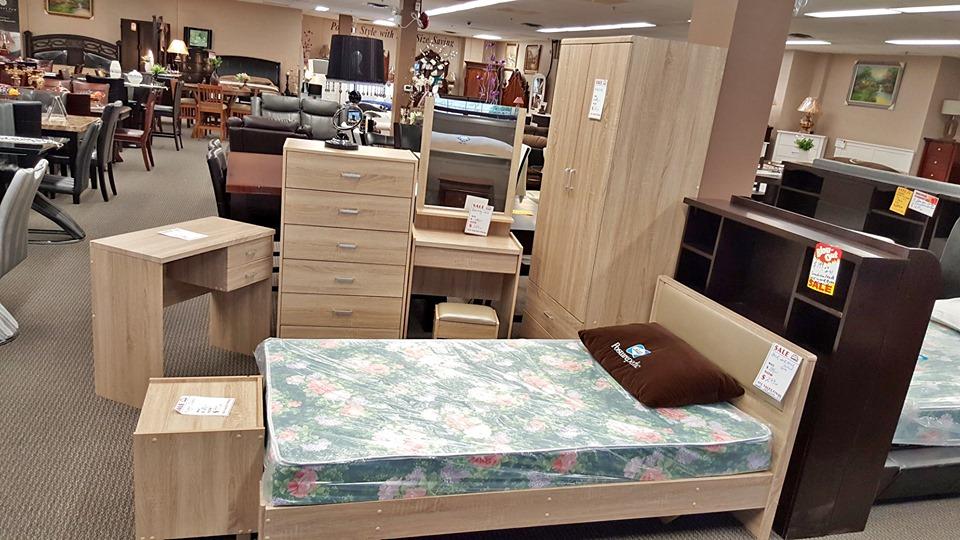 KIDS BEDROOM SERIES-BBK0001 - Big Boys Furniture